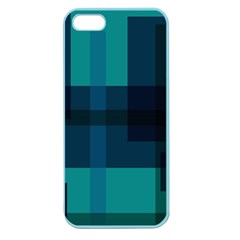Boxes Abstractly Apple Seamless Iphone 5 Case (color)