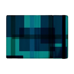 Boxes Abstractly Apple iPad Mini Flip Case