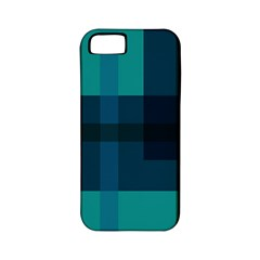 Boxes Abstractly Apple Iphone 5 Classic Hardshell Case (pc+silicone)