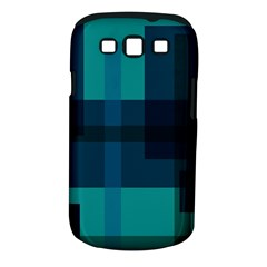 Boxes Abstractly Samsung Galaxy S Iii Classic Hardshell Case (pc+silicone)