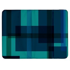 Boxes Abstractly Samsung Galaxy Tab 7  P1000 Flip Case