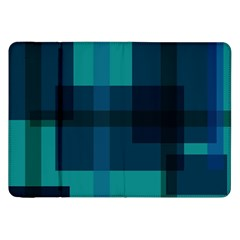 Boxes Abstractly Samsung Galaxy Tab 8 9  P7300 Flip Case