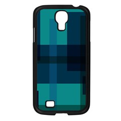 Boxes Abstractly Samsung Galaxy S4 I9500/ I9505 Case (black)