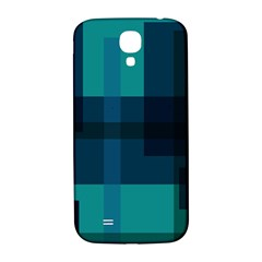 Boxes Abstractly Samsung Galaxy S4 I9500/I9505  Hardshell Back Case