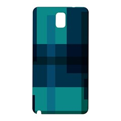 Boxes Abstractly Samsung Galaxy Note 3 N9005 Hardshell Back Case