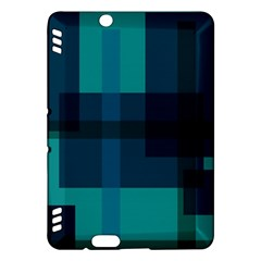 Boxes Abstractly Kindle Fire Hdx Hardshell Case