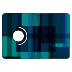 Boxes Abstractly Kindle Fire HDX Flip 360 Case