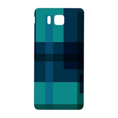 Boxes Abstractly Samsung Galaxy Alpha Hardshell Back Case
