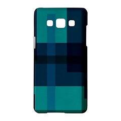 Boxes Abstractly Samsung Galaxy A5 Hardshell Case