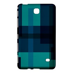Boxes Abstractly Samsung Galaxy Tab 4 (7 ) Hardshell Case