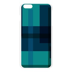 Boxes Abstractly Apple Seamless iPhone 6 Plus/6S Plus Case (Transparent)