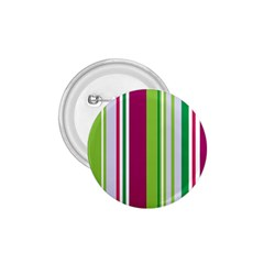 Beautiful Multi Colored Bright Stripes Pattern Wallpaper Background 1.75  Buttons