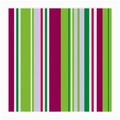 Beautiful Multi Colored Bright Stripes Pattern Wallpaper Background Medium Glasses Cloth