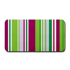 Beautiful Multi Colored Bright Stripes Pattern Wallpaper Background Medium Bar Mats