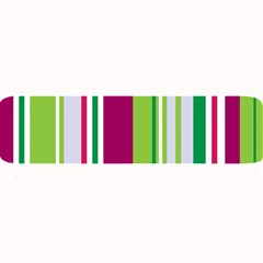 Beautiful Multi Colored Bright Stripes Pattern Wallpaper Background Large Bar Mats