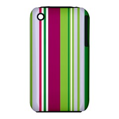 Beautiful Multi Colored Bright Stripes Pattern Wallpaper Background Iphone 3s/3gs