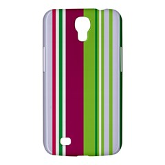 Beautiful Multi Colored Bright Stripes Pattern Wallpaper Background Samsung Galaxy Mega 6 3  I9200 Hardshell Case