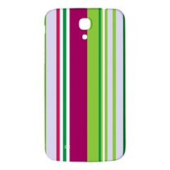 Beautiful Multi Colored Bright Stripes Pattern Wallpaper Background Samsung Galaxy Mega I9200 Hardshell Back Case