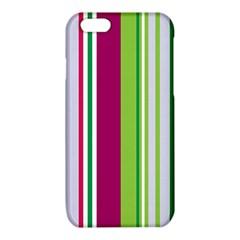 Beautiful Multi Colored Bright Stripes Pattern Wallpaper Background iPhone 6/6S TPU Case