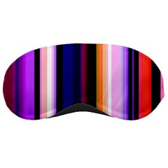Fun Striped Background Design Pattern Sleeping Masks