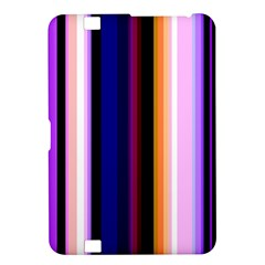 Fun Striped Background Design Pattern Kindle Fire HD 8.9