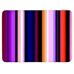 Fun Striped Background Design Pattern Samsung Galaxy Tab 7  P1000 Flip Case