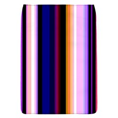 Fun Striped Background Design Pattern Flap Covers (s)