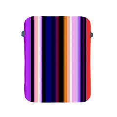 Fun Striped Background Design Pattern Apple Ipad 2/3/4 Protective Soft Cases