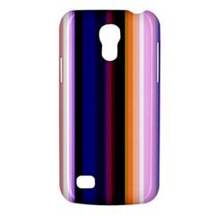 Fun Striped Background Design Pattern Galaxy S4 Mini