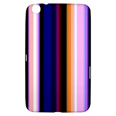 Fun Striped Background Design Pattern Samsung Galaxy Tab 3 (8 ) T3100 Hardshell Case