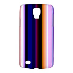 Fun Striped Background Design Pattern Galaxy S4 Active