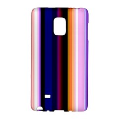 Fun Striped Background Design Pattern Galaxy Note Edge