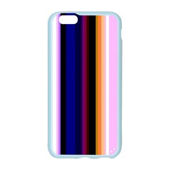 Fun Striped Background Design Pattern Apple Seamless iPhone 6/6S Case (Color)