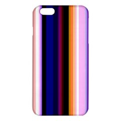 Fun Striped Background Design Pattern Iphone 6 Plus/6s Plus Tpu Case