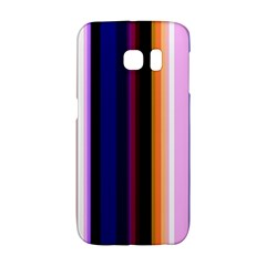 Fun Striped Background Design Pattern Galaxy S6 Edge