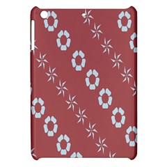 Abstract Pattern Background Wallpaper In Pastel Shapes Apple Ipad Mini Hardshell Case