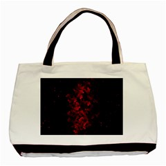 Background Scrapbooking Paper Basic Tote Bag (two Sides)
