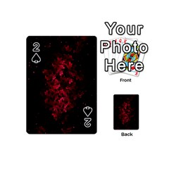 Background Scrapbooking Paper Playing Cards 54 (mini)