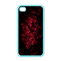 Background Scrapbooking Paper Apple Iphone 4 Case (color)