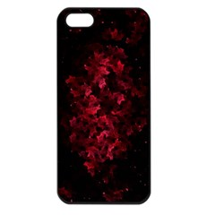 Background Scrapbooking Paper Apple Iphone 5 Seamless Case (black)