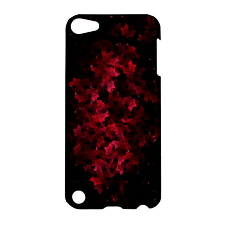 Background Scrapbooking Paper Apple iPod Touch 5 Hardshell Case