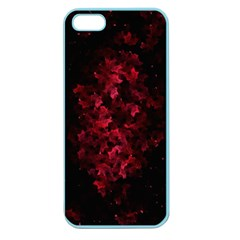 Background Scrapbooking Paper Apple Seamless Iphone 5 Case (color)