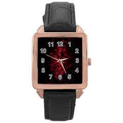 Background Scrapbooking Paper Rose Gold Leather Watch