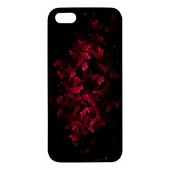 Background Scrapbooking Paper Apple Iphone 5 Premium Hardshell Case