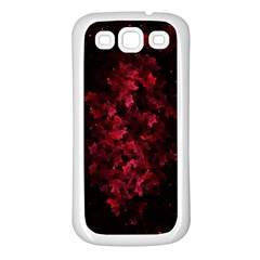 Background Scrapbooking Paper Samsung Galaxy S3 Back Case (white)
