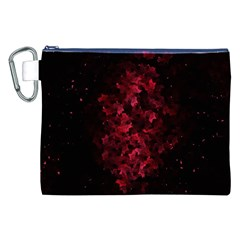 Background Scrapbooking Paper Canvas Cosmetic Bag (xxl)