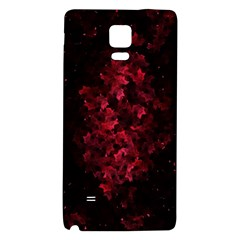 Background Scrapbooking Paper Galaxy Note 4 Back Case