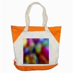 A Mix Of Colors In An Abstract Blend For A Background Accent Tote Bag