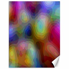 A Mix Of Colors In An Abstract Blend For A Background Canvas 12  X 16