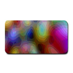 A Mix Of Colors In An Abstract Blend For A Background Medium Bar Mats